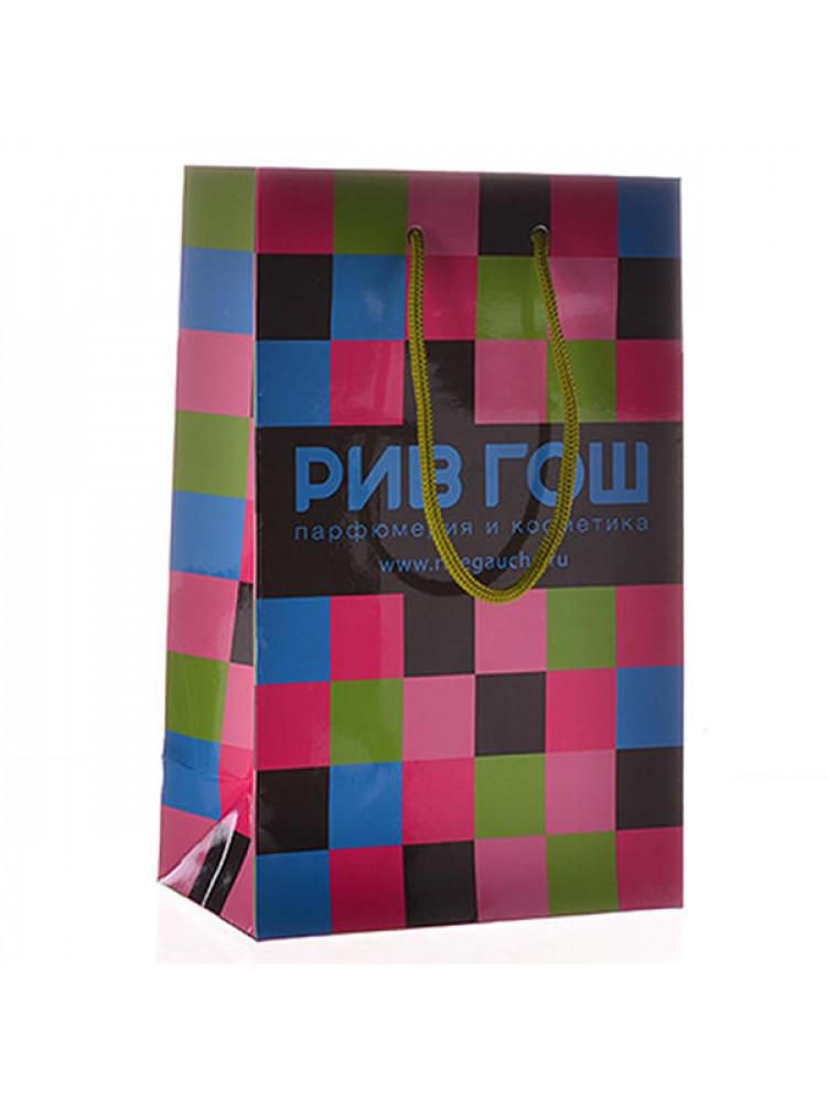 Подарочный пакет Рив Гош 24х15 см маленький..