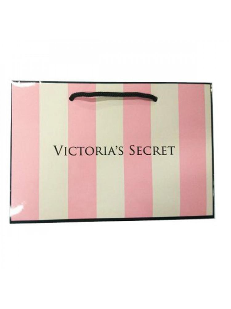 Подарочный пакет Victoria's Secret 22x15 см ма..