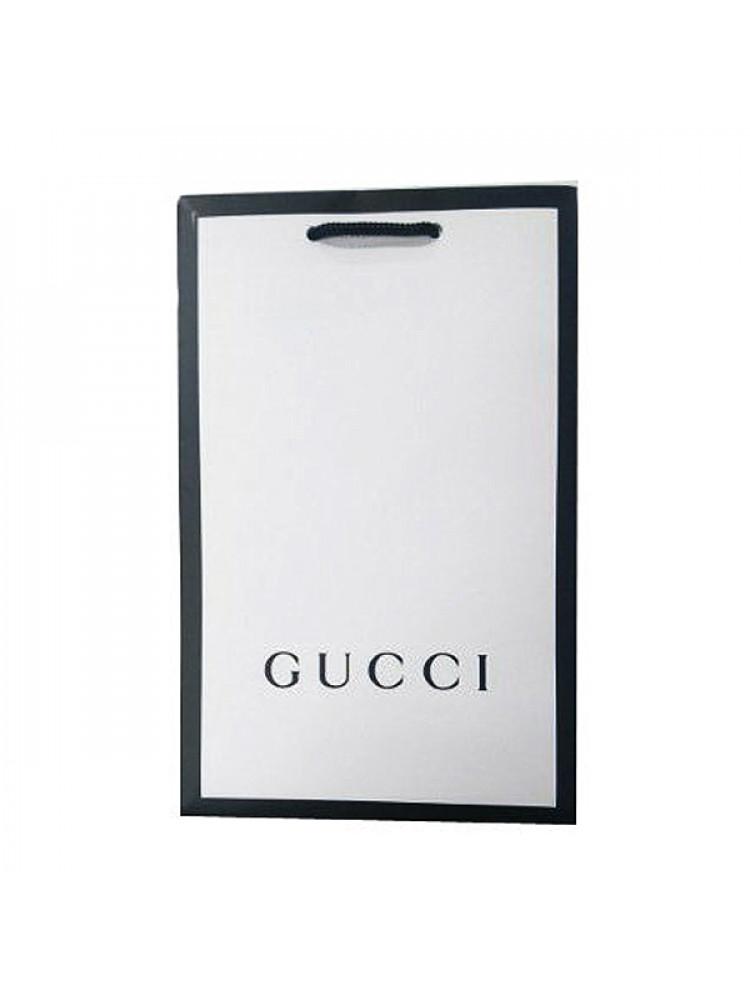 Подарочный пакет Gucci 20х15 см маленький..