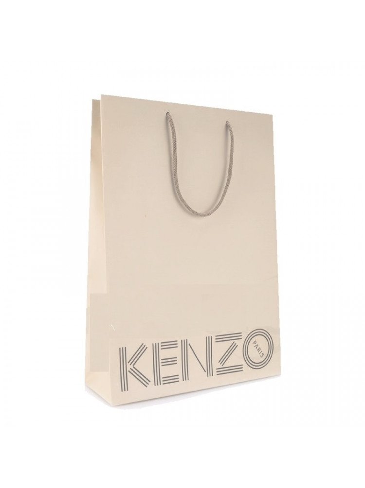 Подарочный пакет Kenzo 30х25 см средний..