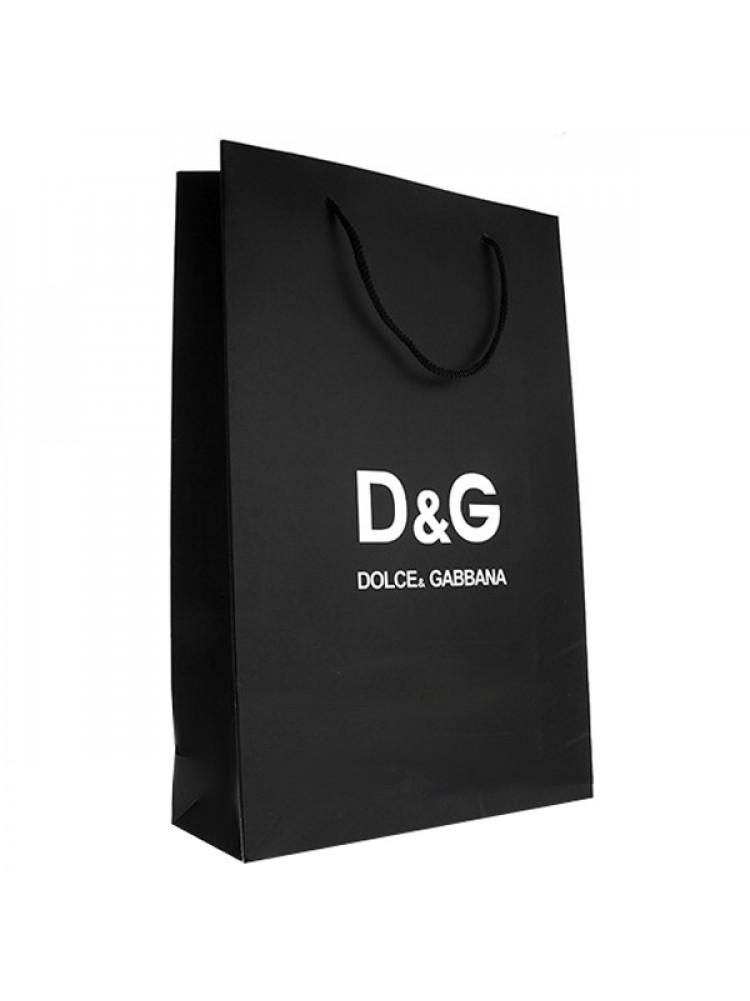 Подарочный пакет Dolce & Gabbana 30x25 см сред..