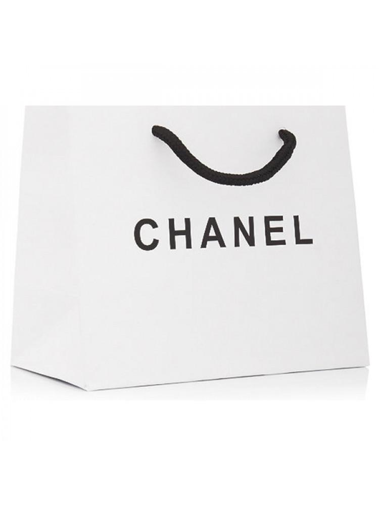 Подарочный пакет Chanel 34x43 см большой..