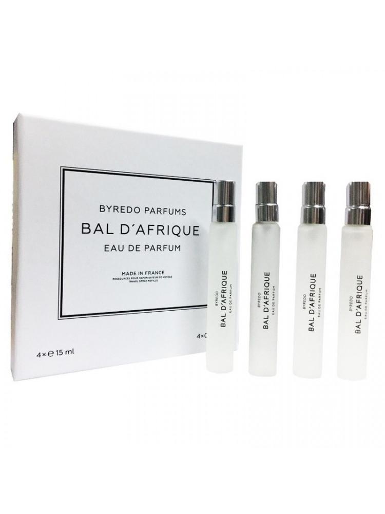 Подарочный набор Byredo Bal D`Afrique 4x15 ml..