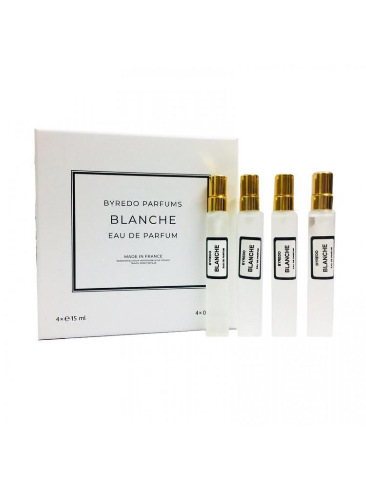 Подарочный набор Byredo Blanche 4x15 ml..