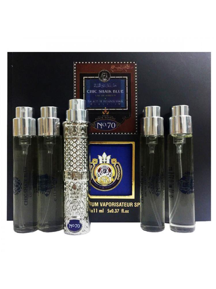 Подарочный набор Chic Shaik Blue № 70 5x11 ml..