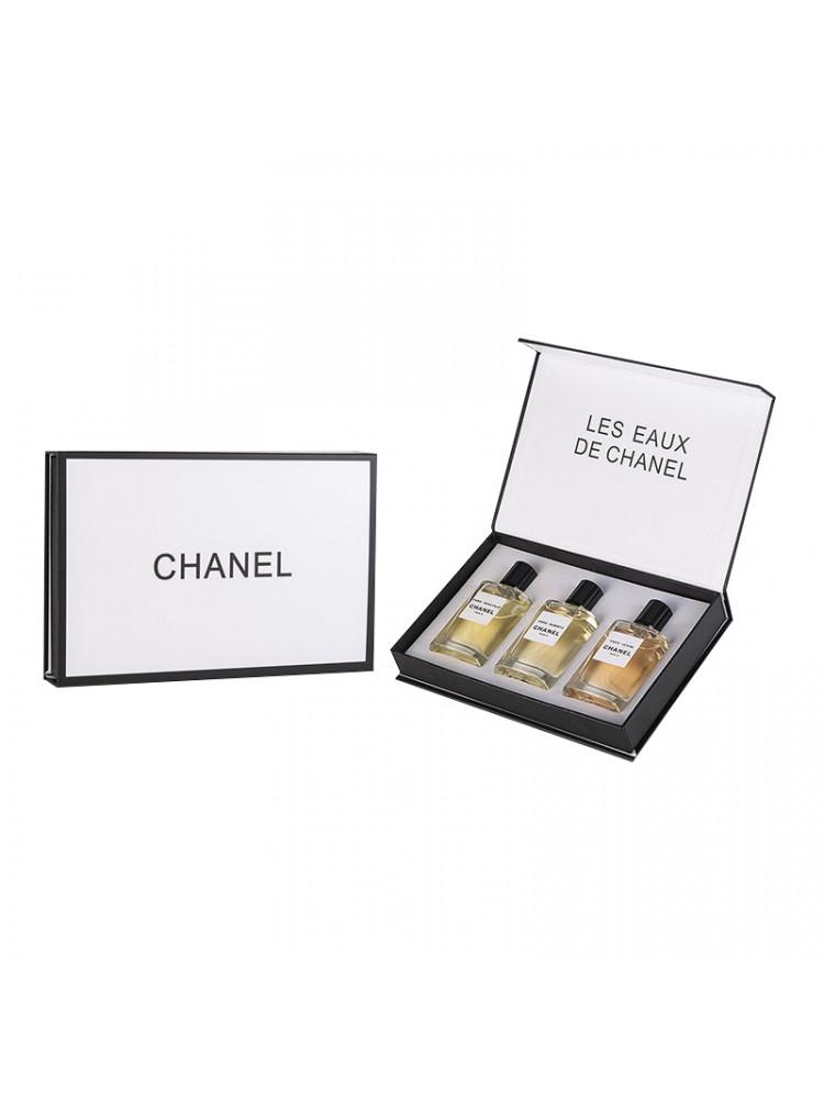 Подарочный набор Chanel Les Eaux de Chanel edt..