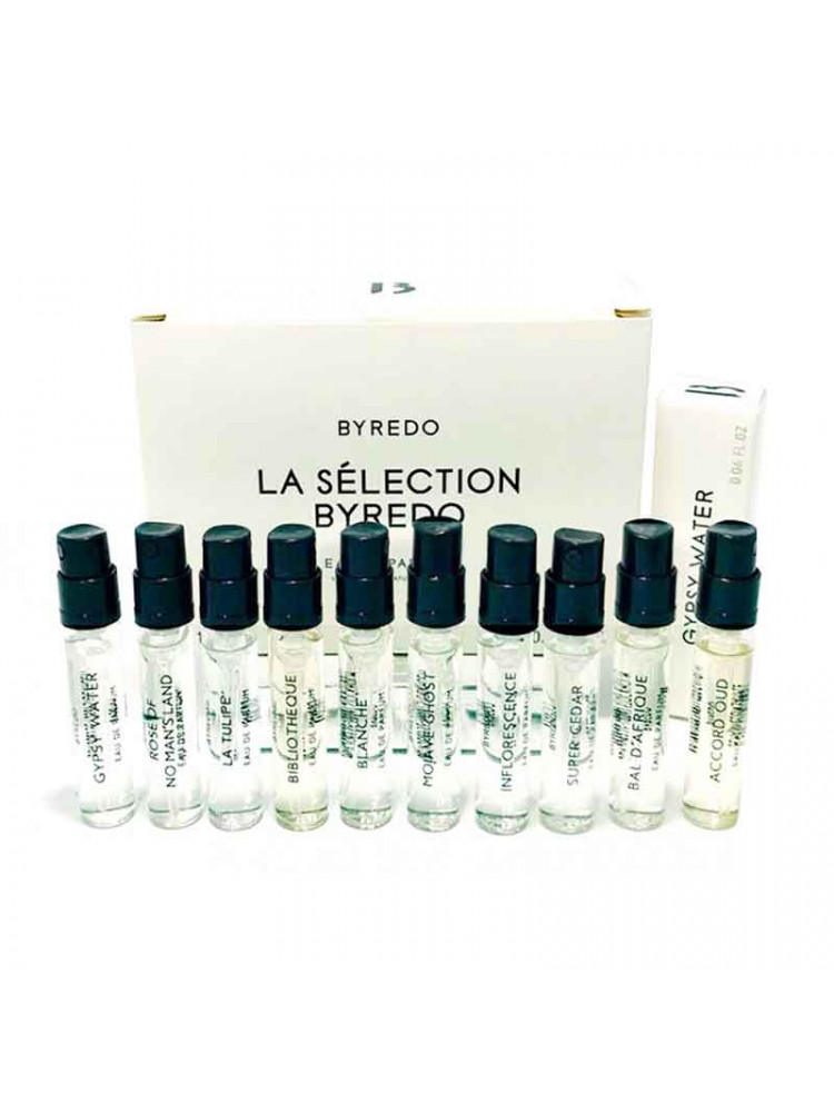 Подарочный набор Byredo La Selection 10x2 ml..