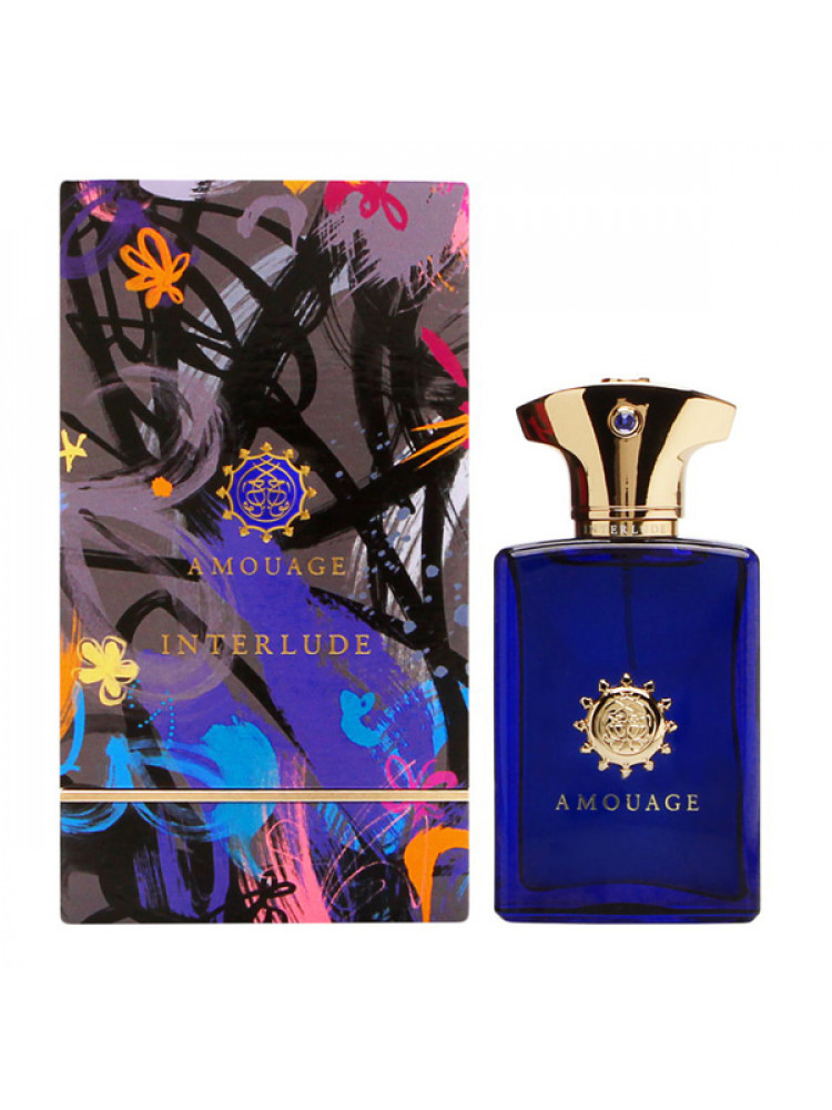 Amouage Interlude For Men edp 100 ml..