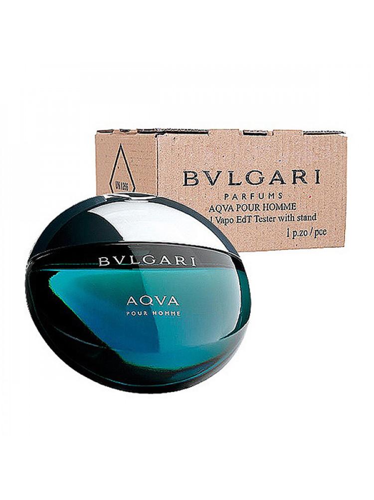 Tester Bvlgari Aqva 100 ml..