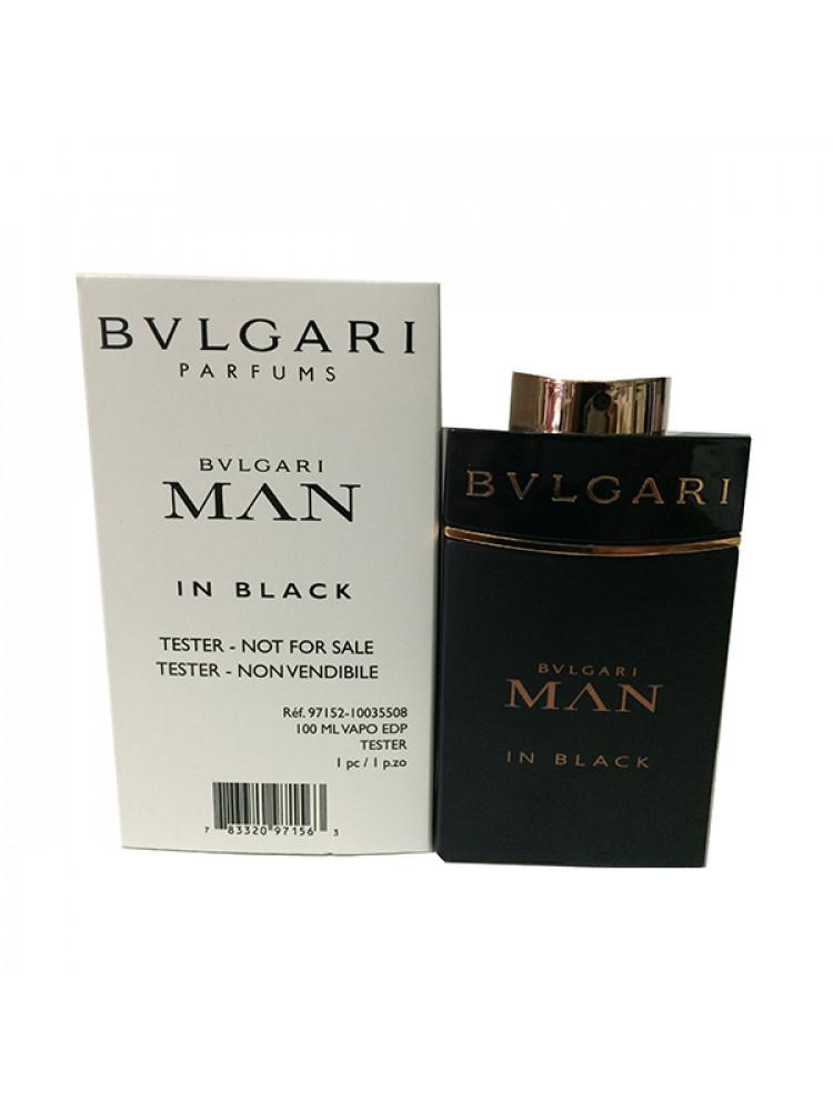 Tester Bvlgari Man In Black 100 ml..