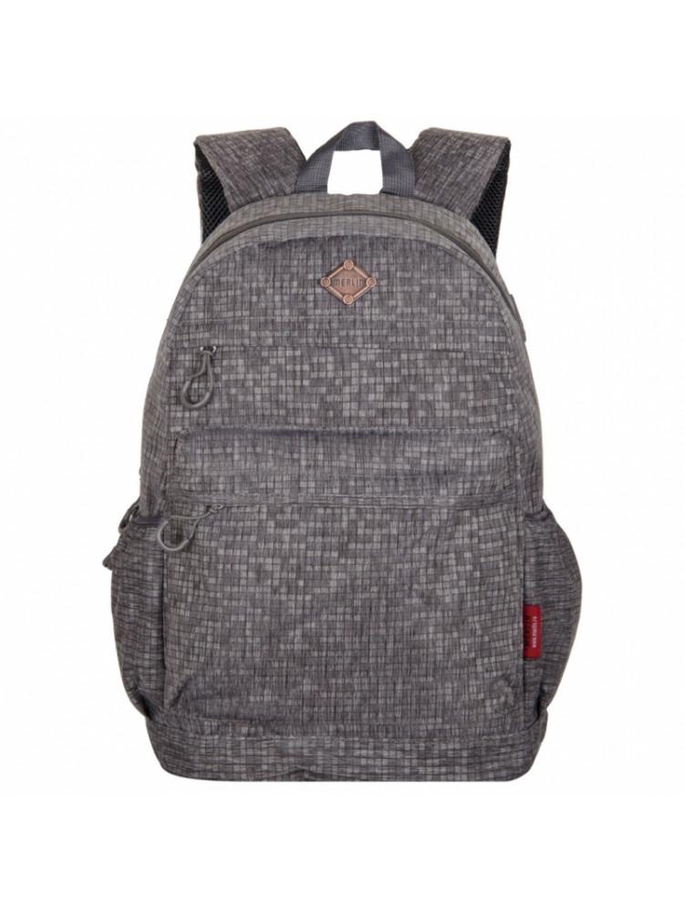 Школьный Рюкзак Across Merlin серый A151-8..