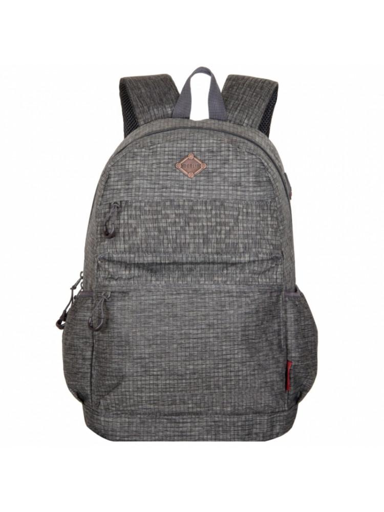 Школьный Рюкзак Across Merlin серый A151-4..