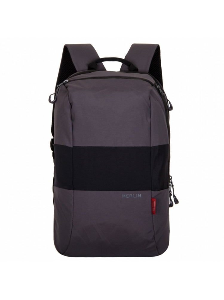 Школьный Рюкзак Across Merlin серый A7268-6..